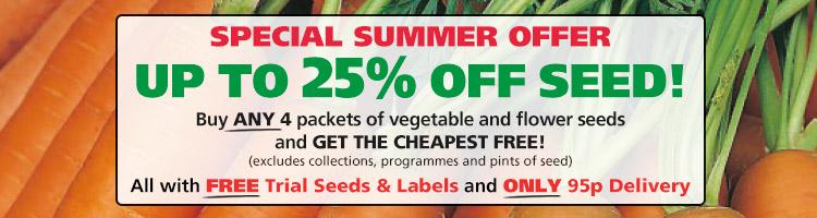 Vegetable Seed - MAIN